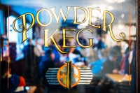 PowMow TriviaNow at the Powder Keg