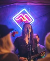 Sarah DeGraw Band at the Powder Keg