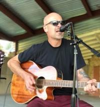 Dave Quackenbush at the Powder Keg