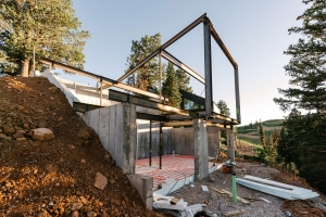 Imube Design & Mountain Resort Builders / Photo: Paul Bundy