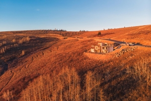 Upwall Design & Land to Sky Builders / Photo: Paul Bundy