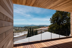 Bicuadro Architects & Benchmark Modern / Photo: Paul Bundy