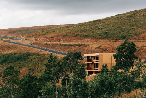 Bertoldi Architects & Blue Willow Builders / Photo: Paul Bundy